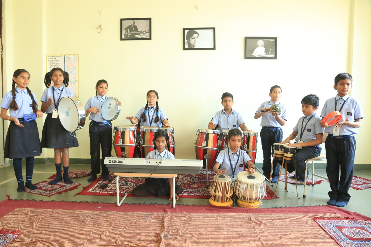 Music || The Aarambh School