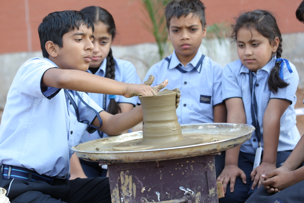 Pottery || The Aarambh School