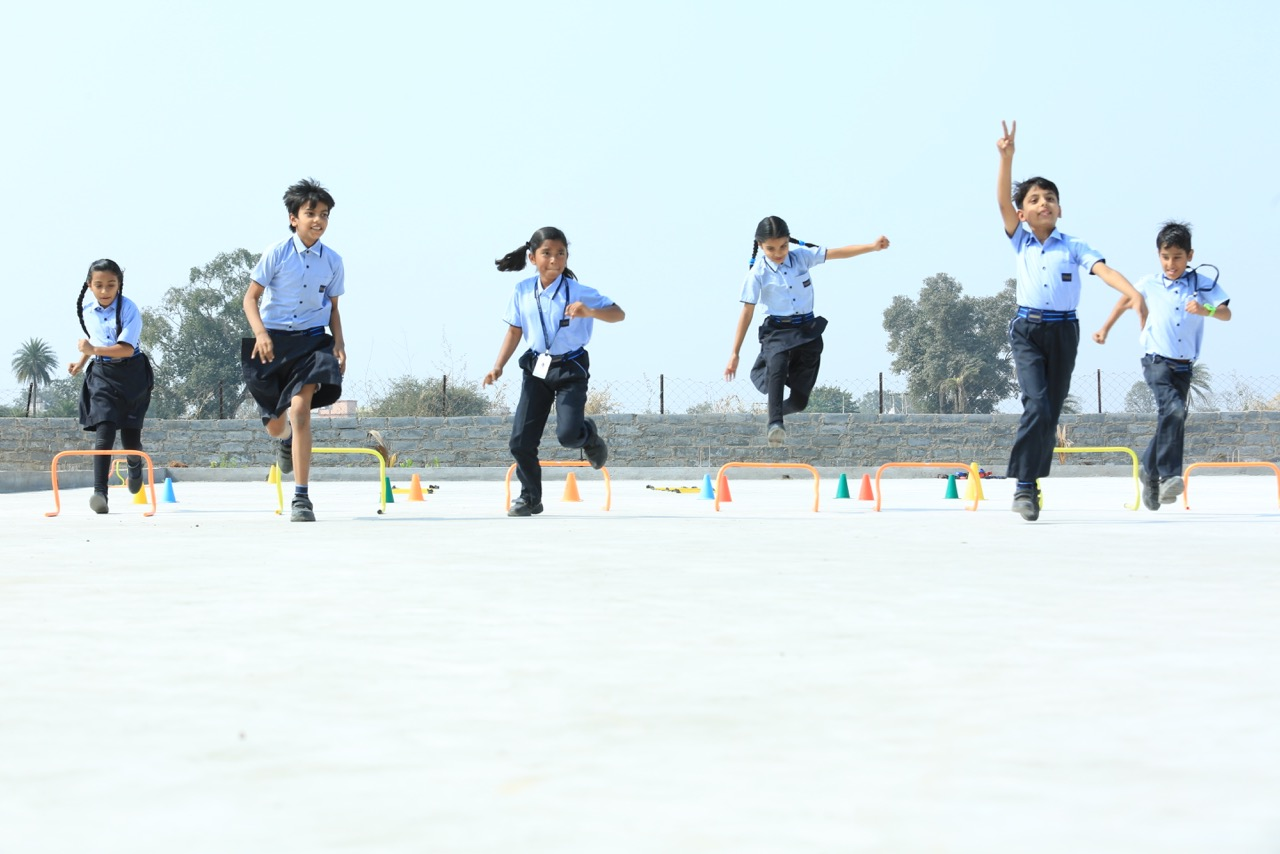 Sports || The Aarambh School