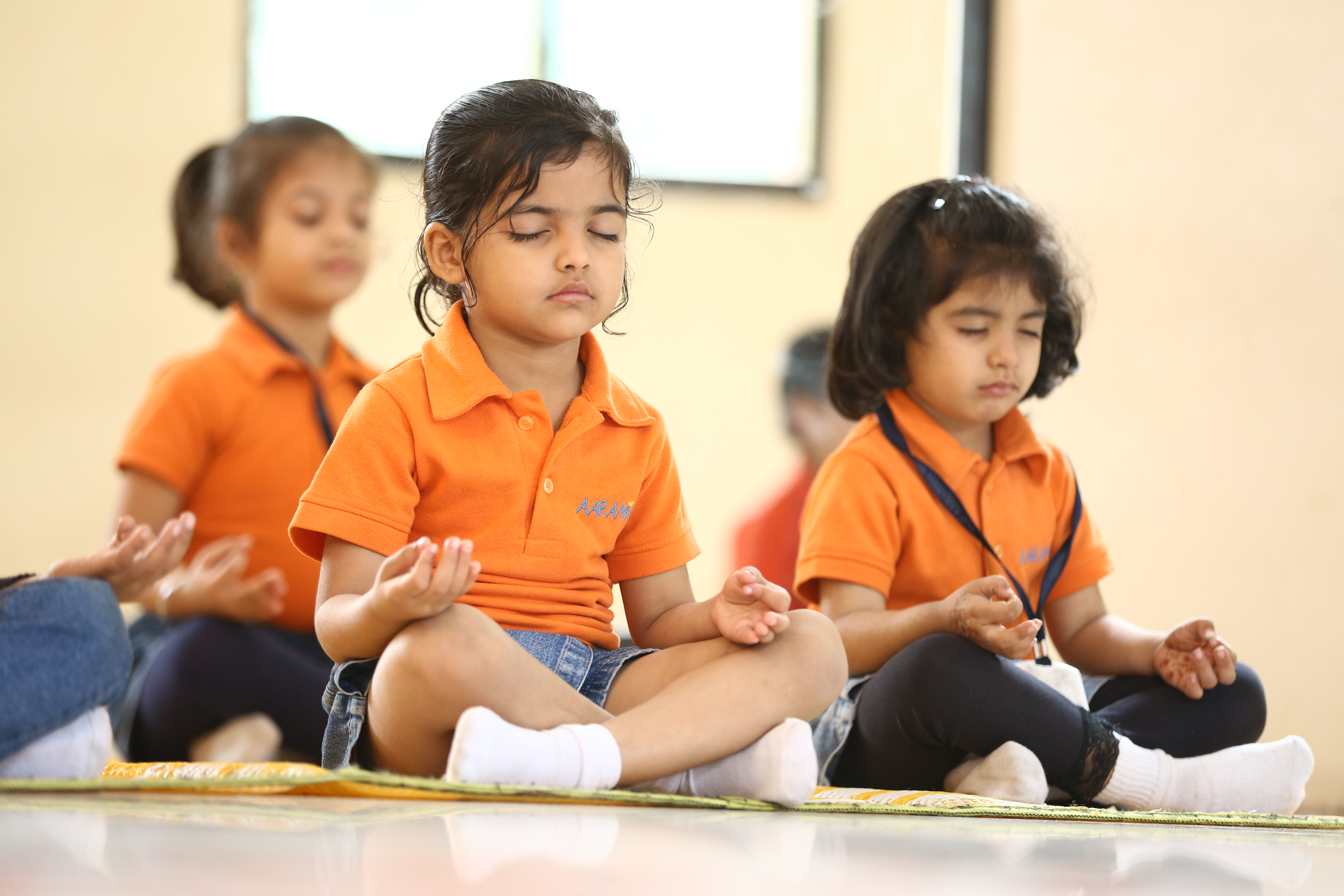 Yoga || The Aarambh School