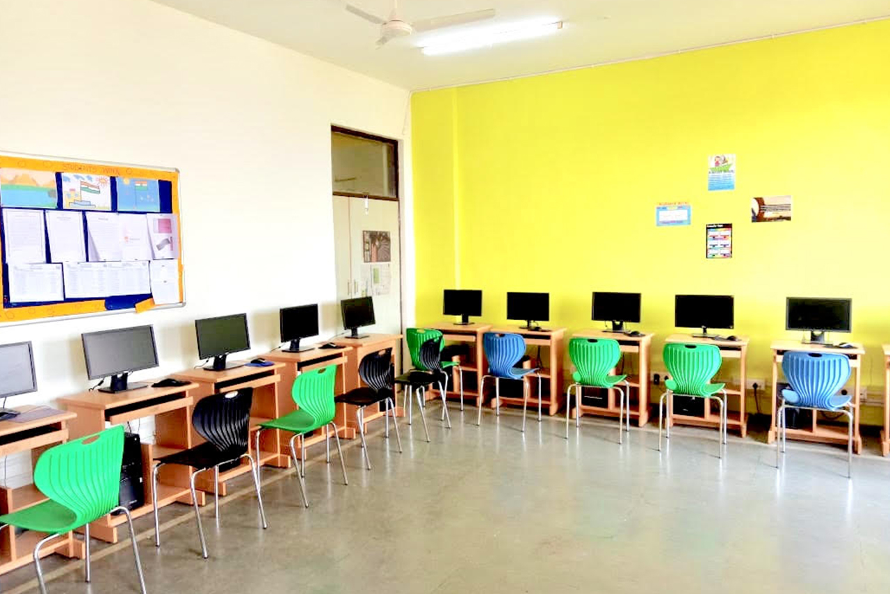 Computer Lab || The Aarambh School