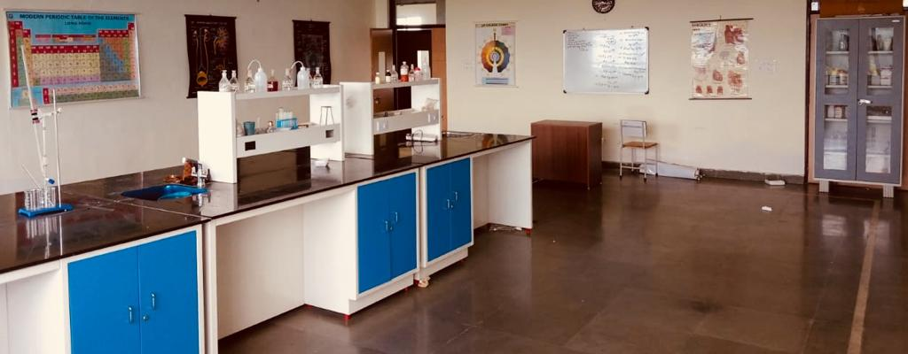 Science Lab || The Aarambh School