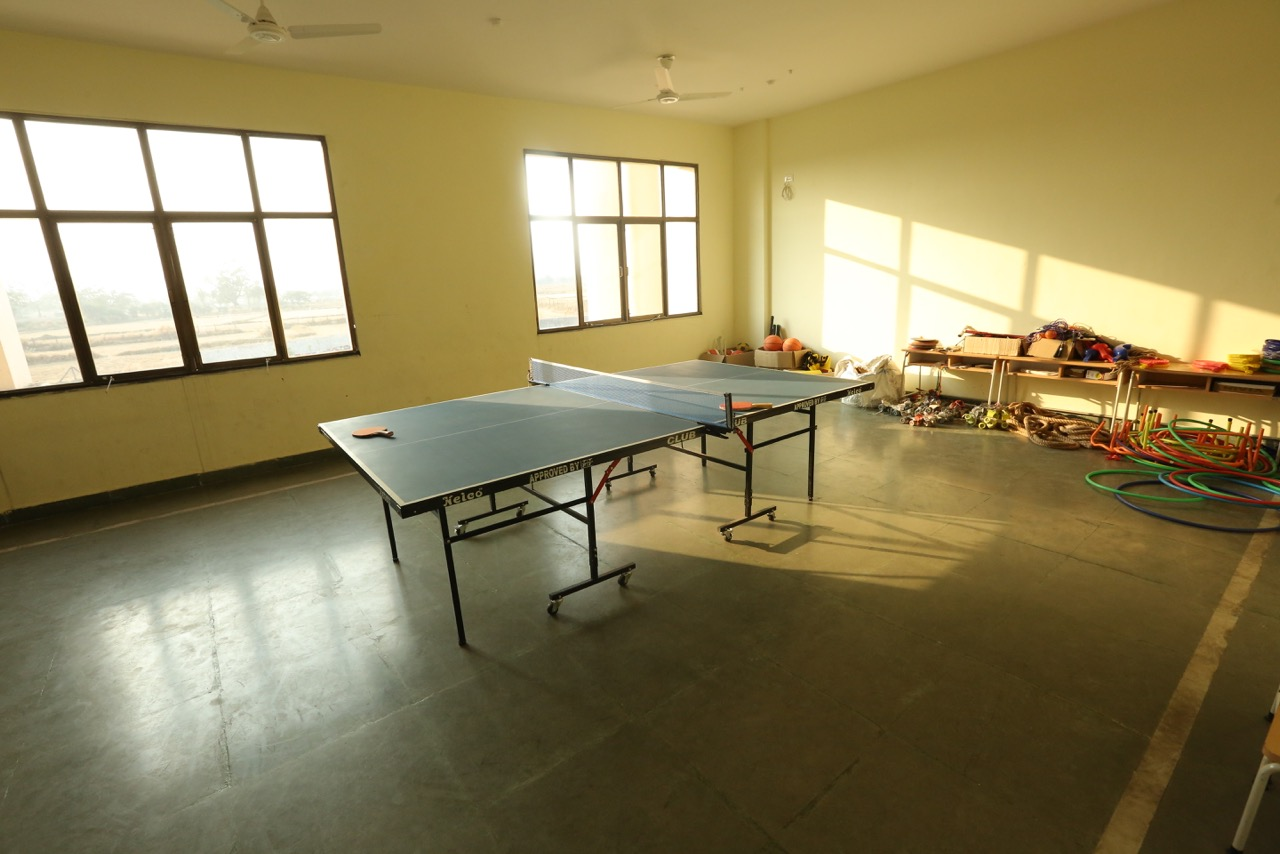 Sports Room || The Aarambh School