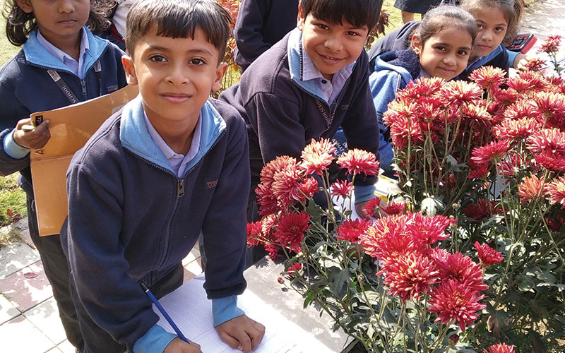 Learning at Aarambh